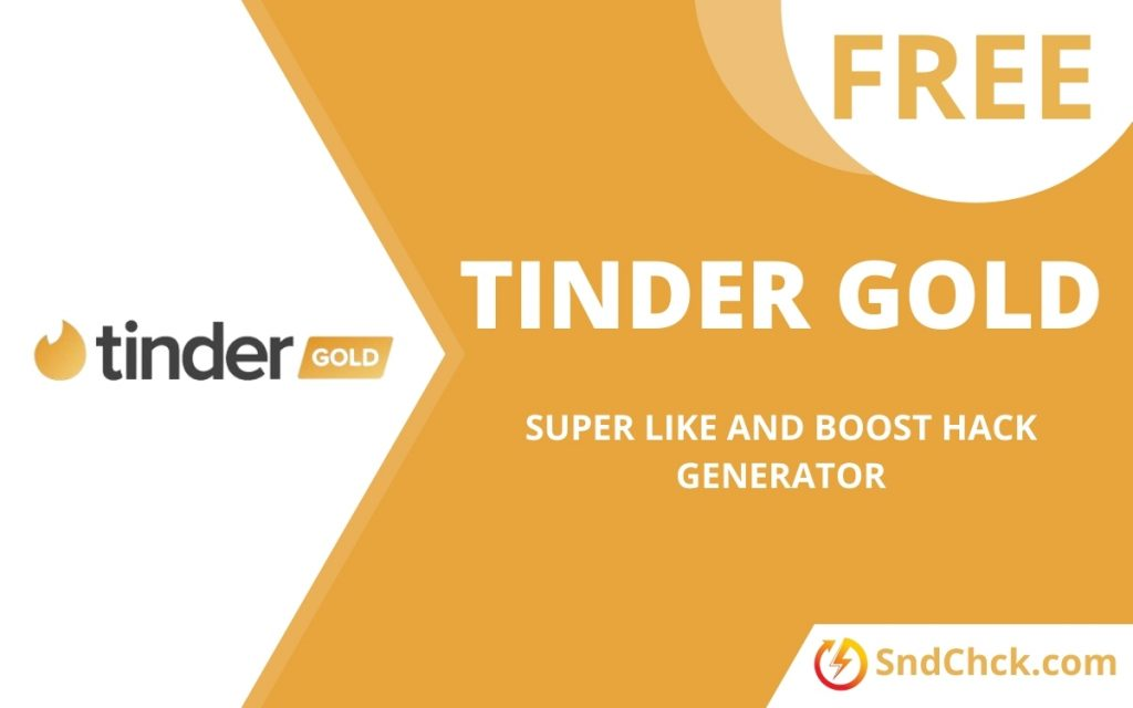 FREE TINDER GOLD SUPER LIKE AND BOOST HACK GENERATOR